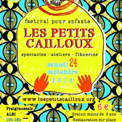 Electrobidouillage au festival Les petits cailloux