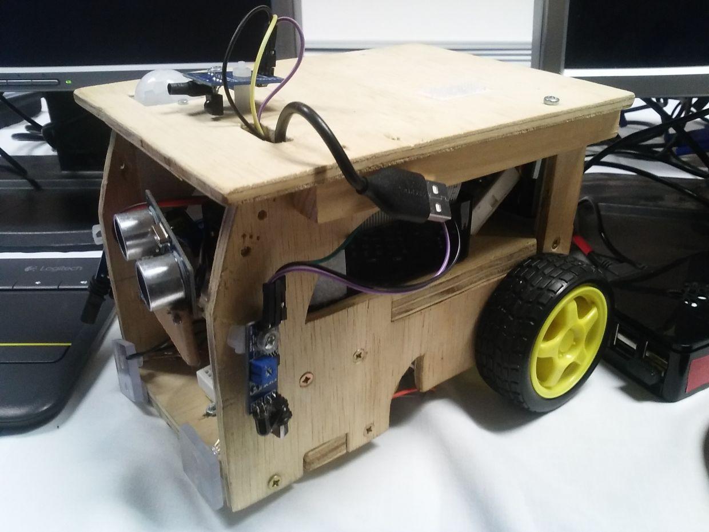 Robot-van