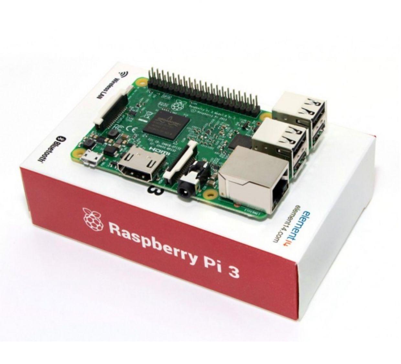 Raspberry Pi un ordi à 60 euros